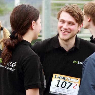 dotSource Jenaer Teamlauf 2013
