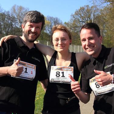 dotSource Jenaer Teamlauf 2015