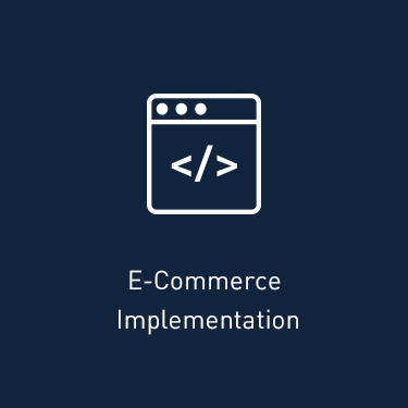 E-Commerce Implementation