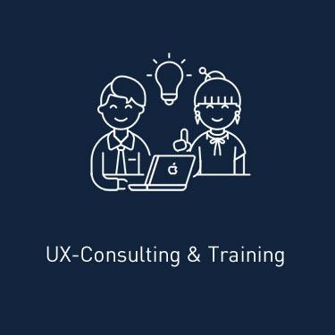 UX-Consulting & -Training