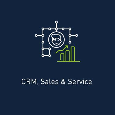 CRM, Sales & Service