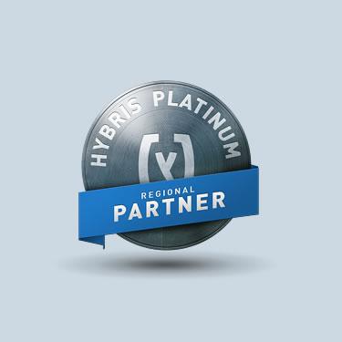SAP Hybris Platinum Partner Logo