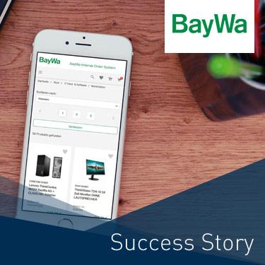 BayWa BIOS - interne Bestellplattform