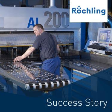Röchling B2B-Onlineshop