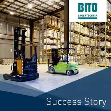 E-Commerce-System-Evaluierung für BITO-Lagertechnik