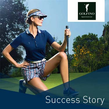 Golfino Relaunch