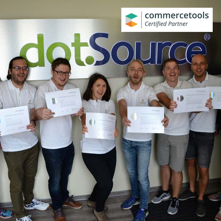 dotSource commercetools certified Partner