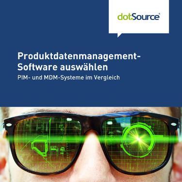 Whitepaper Produktdatenmanagement Software auswählen