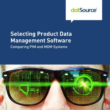 dotSource Whitepaper selecting product data management software