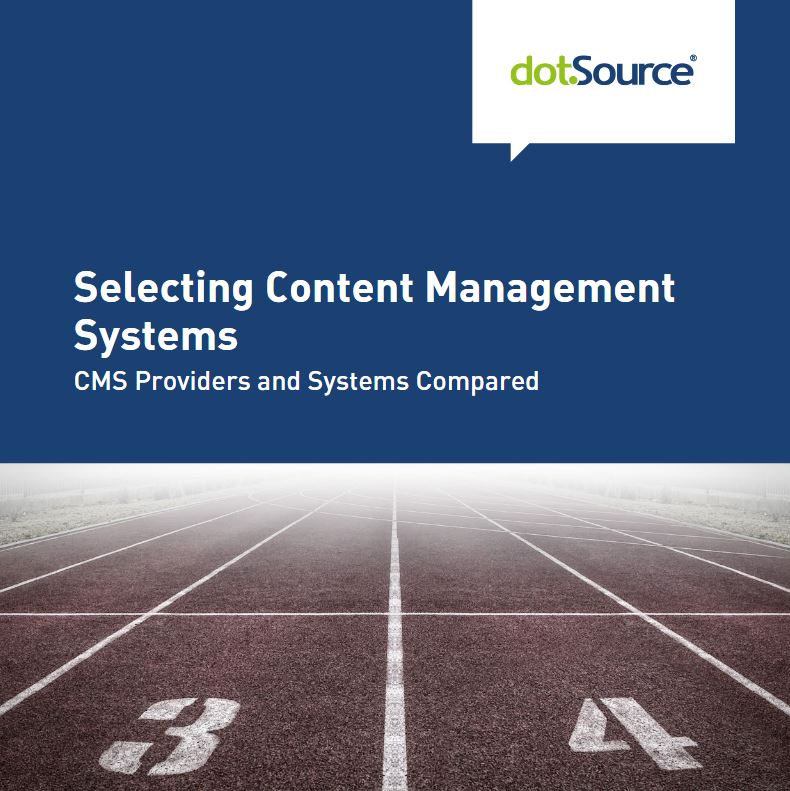 Whitepaper selecting content-management-systems