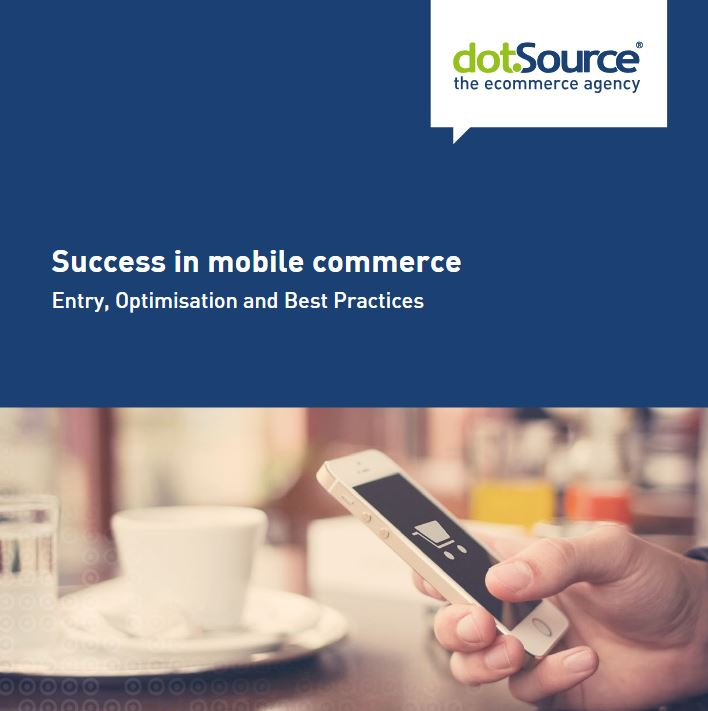 download success in mobile commerce