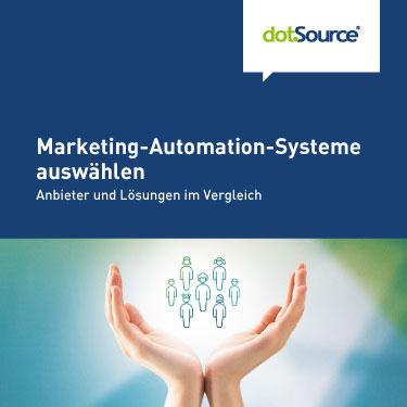 Whitepaper Marketing-Automation-Systeme auswählen